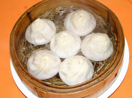 Spezialität der Shanghaier Küche